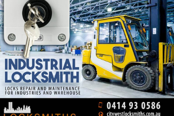 INDUSTRIAL LOCKSMITHS
